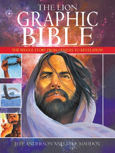 9780825462658: The Lion Graphic Bible: The Whole Story from Genesis to Revelation