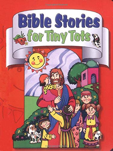 9780825472121: Bible Stories for Tiny Tots