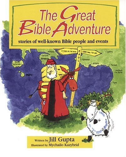 Great Bible Adventure, The: Jill Gupta