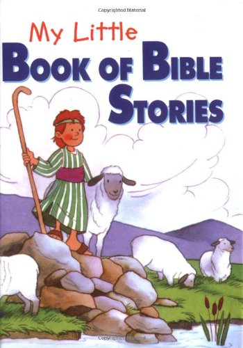 My Little Book of Bible Stories (English Edition): Lashbrook, Marilyn