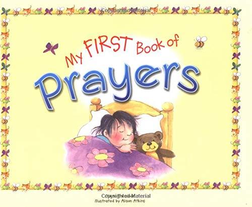 9780825472961: My First Book of Bible Prayers