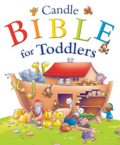 9780825473111: Candle Bible for Toddlers