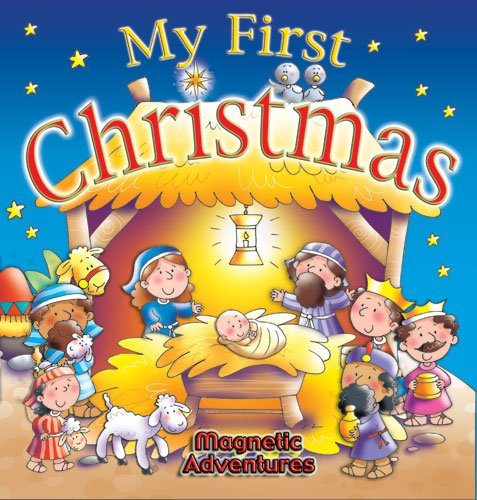 9780825473272: My First Christmas (Magnetic Adventures)