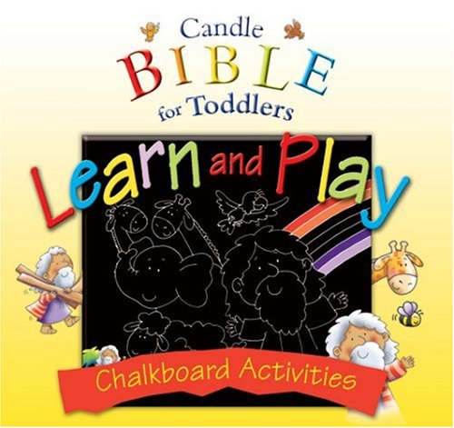 9780825473319: Candle Bible for Toddlers: Learn and Play