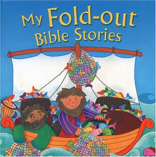 My Giant Fold-Out Bible Stories: David, Juliet