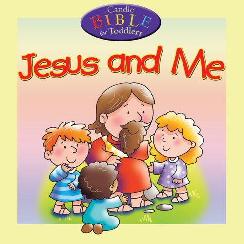 9780825473630: Jesus and Me (Candle Bible for Toddlers)