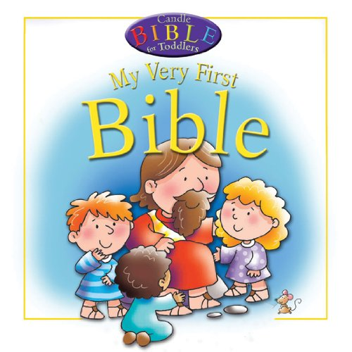 9780825473722: My Very First Bible (Candle Bible for Toddlers)