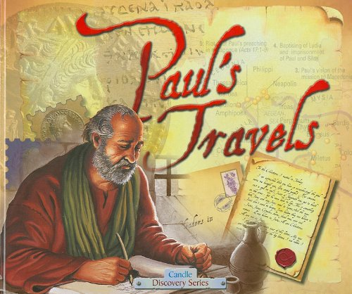 9780825473838: Paul's Travels (Candle Discovery Series)