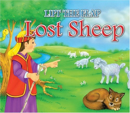 9780825473883: Lift the Flap Lost Sheep