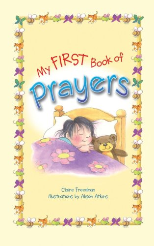My First Book of Prayers: Claire Freedman