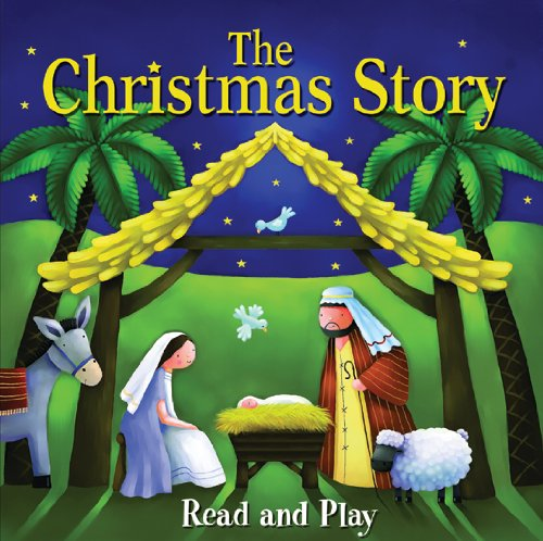 9780825474002: The Christmas Story [With Eight Character Pieces with a Storage Box] (Candle Read and Play)