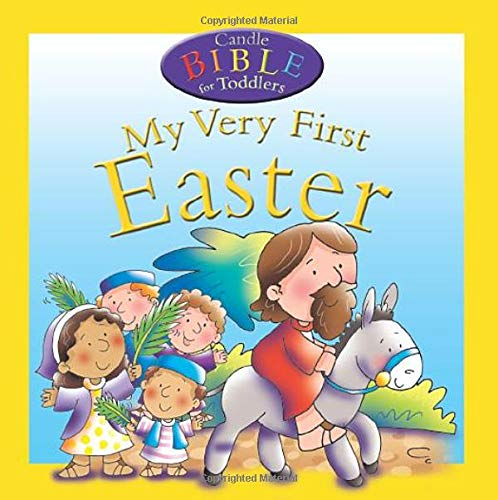 9780825474156: My Very First Easter (Candle Bible for Toddlers)