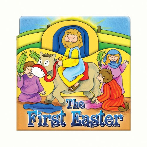 9780825474194: The First Easter (Candle Playbook)