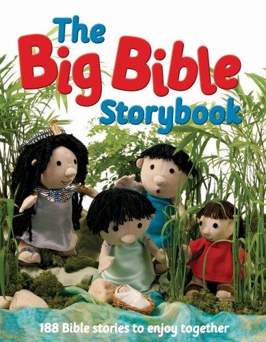 The Big Bible Storybook: 188 Bible Stories