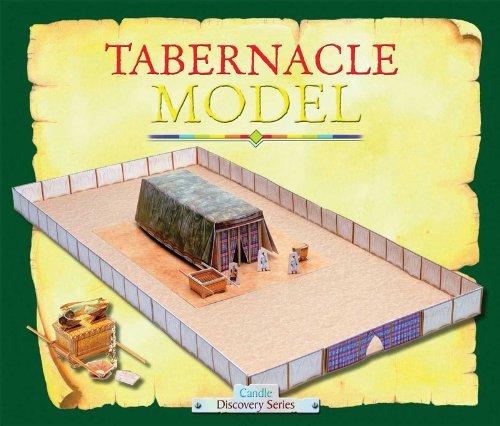 Tabernacle Model (Candle Discovery Series) (0825474280) by Tim Dowley