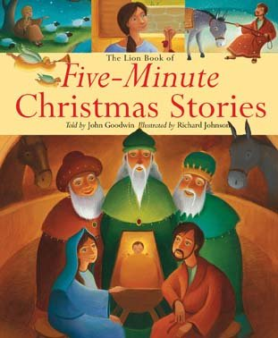 9780825478079: Lion Book of Five-minute Christmas