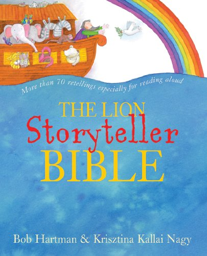 9780825478772: The Lion Storyteller Bible