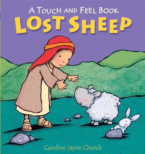 9780825478932: Lost Sheep: A Touch and Feel Book