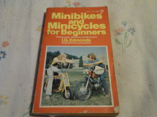 9780825530029: Minibikes and Minicycles for Beginners