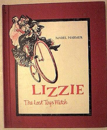 Lizzie, the lost toys witch: Harmer, Mabel
