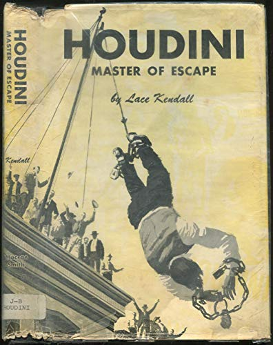 9780825550751: Houdini: Master of Escape