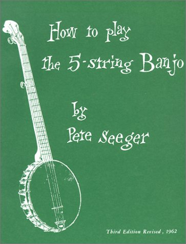 9780825600241: How To Play The 5-String Banjo