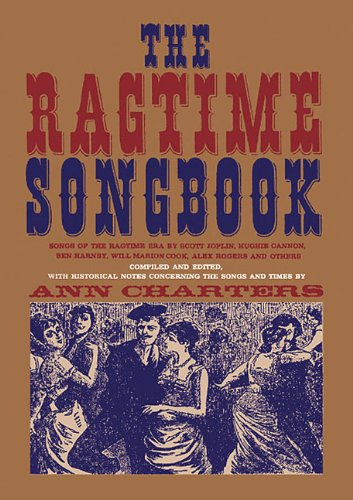 The Ragtime Songbook: Charters, Ann