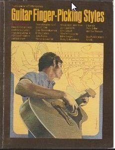 Traditional and Contemporary Guitar Finger-Picking Styles (0825601037) by Traum, Happy