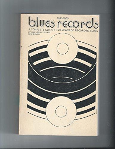 Blues records, January 1943 to December 1966: Mike Leadbitter, Neil Slaven