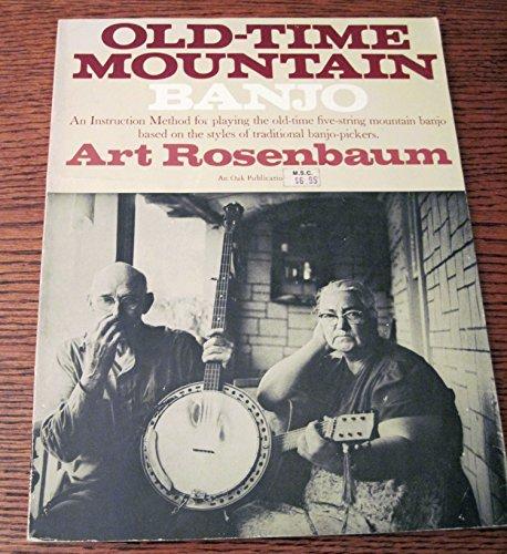 Old Time Mountain Banjo: Art Rosenbaum