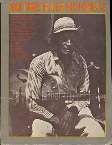 9780825601187: Ragtime blues guitarists