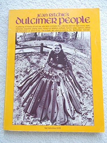 Jean Ritchie's Dulcimer People: Ritchie, Jean
