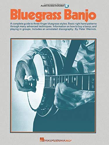 9780825601484: Bluegrass Banjo