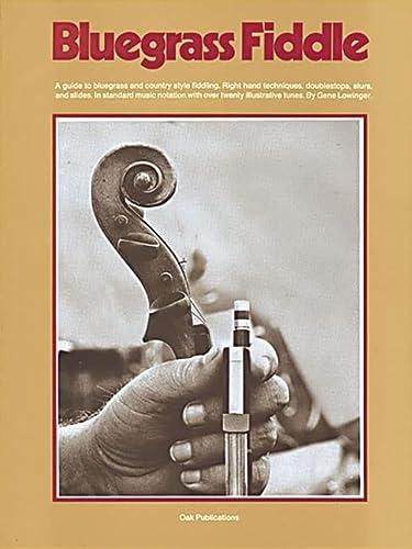 9780825601507: Bluegrass Fiddle
