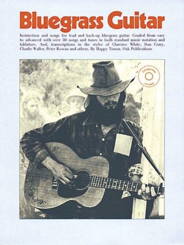 9780825601538: Bluegrass Guitar (Guitar Books)