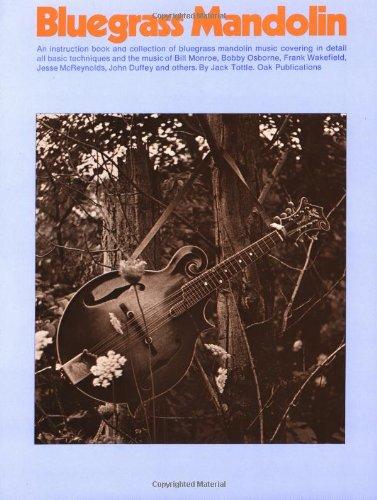 9780825601545: Bluegrass mandolin
