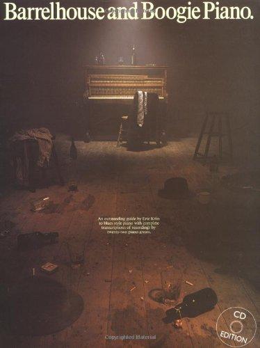 9780825601552: Barrelhouse and Boogie Piano