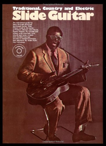 9780825601620: Traditional, Country and Electric Slide Guitar (Book and Record)