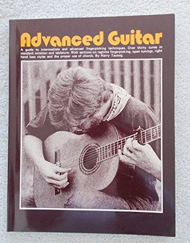 9780825601637: Advanced Guitar