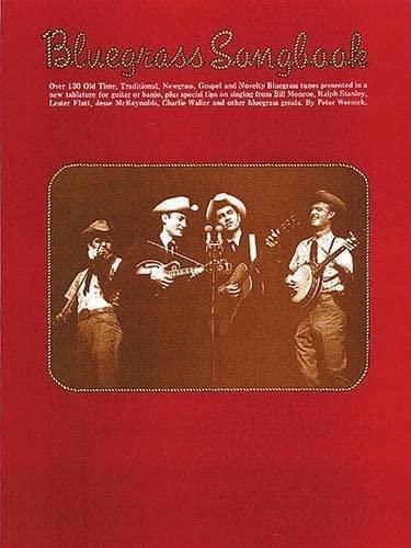 9780825601644: Bluegrass Songbook (Banjo)
