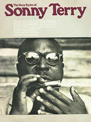 9780825601668: Sonny Terry's Country Blues Harmonica