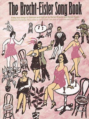 9780825601682: The Brecht-Eisler Song Book