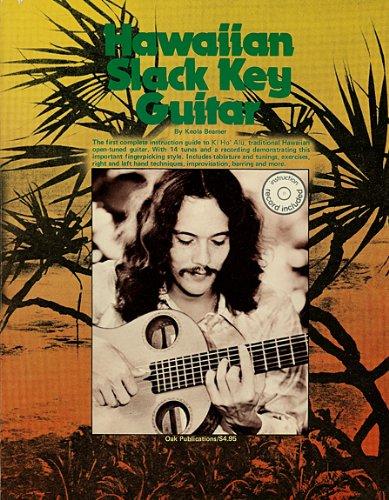 Hawaiian Slack Key Guitar: Beamer, Keola