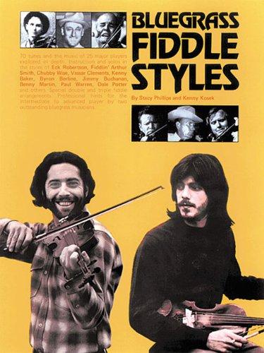9780825601859: Bluegrass Fiddle Styles