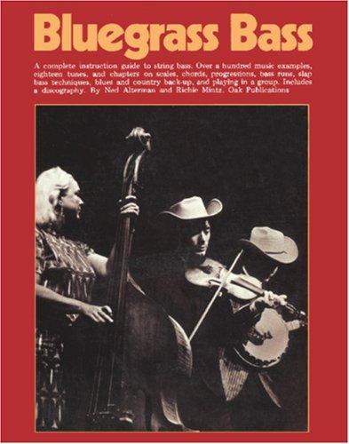 9780825601958: Bluegrass Bass