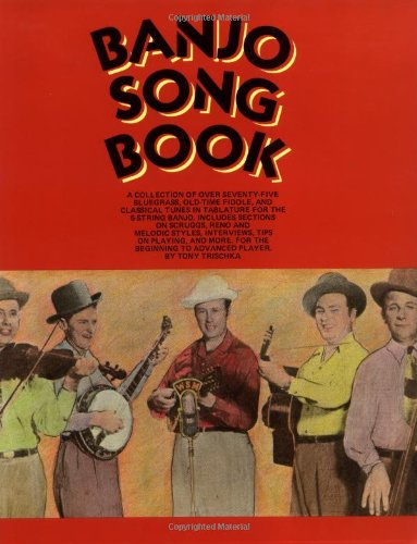 BANJO SONGBOOK-75 BLUEGRASS OLD-TIME FIDDLE & CLASSICAL