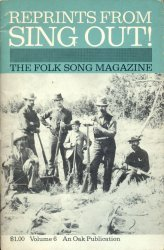 REPRINTS FROM SING OUT!; The folk song: SILBER, Irwin, ed