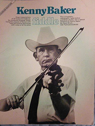 9780825602245: Kenny Baker: Fiddle