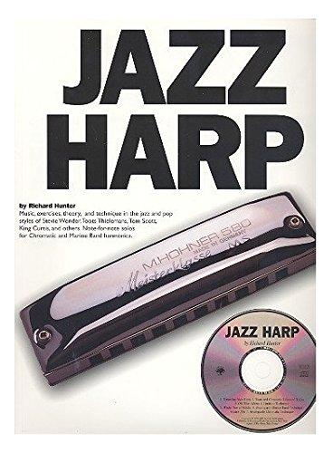 9780825602290: Jazz Harp