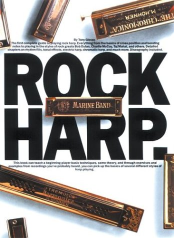 9780825602306: Rock Harp (Harmonica)